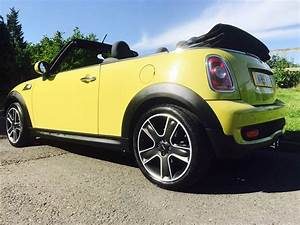 Mike Chose This 2009 Mini Cooper S In Interchange Yellow