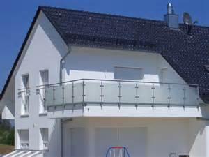 balkone sichtschutz edelstahlgeländer deihle metallbau