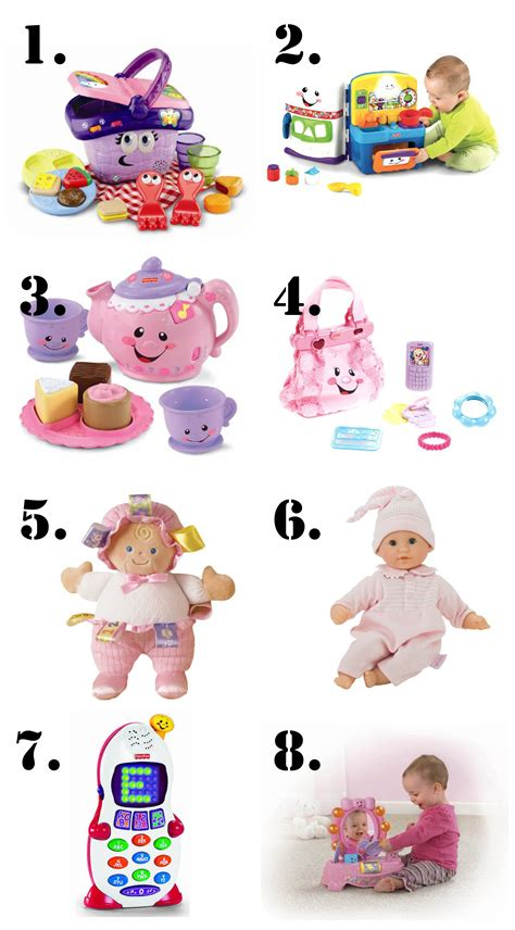 christmas gifts for a 1 year old girl the ultimate list of gift ideas for a 1 year the pinning