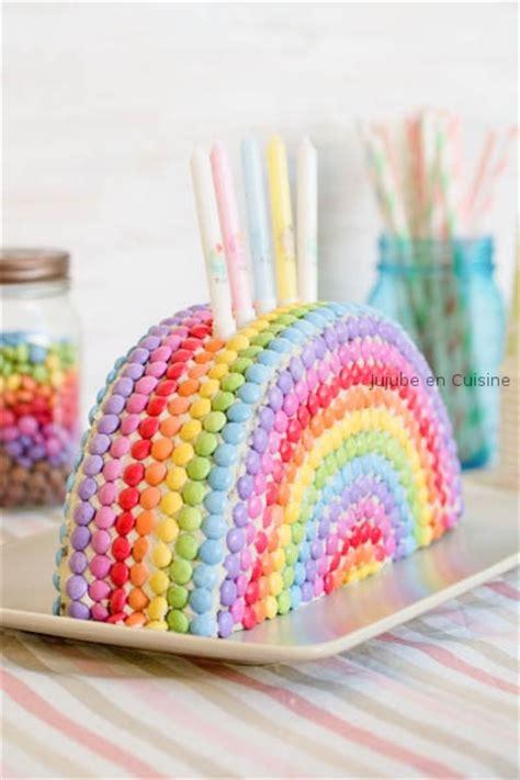 cuisiner comme un chef un gâteau d anniversaire haut en couleurs jujube en cuisine