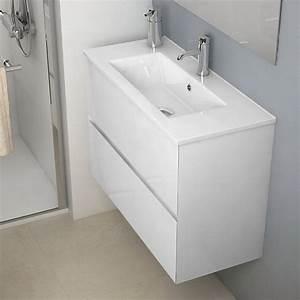 Meuble Salle De Bain Peu Profond : meuble salle de bain peu profond 20170828230439 ~ Edinachiropracticcenter.com Idées de Décoration