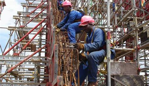 francophone africas construction industry seizing