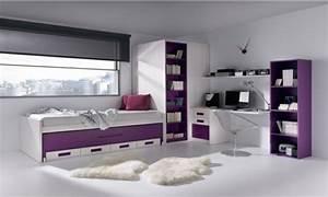 Idees Deco Chambre : d coration chambre ado moderne en quelques bonnes id es ~ Melissatoandfro.com Idées de Décoration