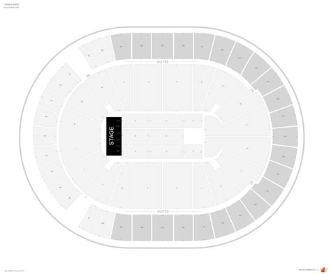 mobile arena concert seating guide rateyourseatscom