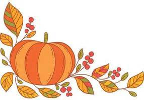 thanksgiving border free vector 2841 free downloads