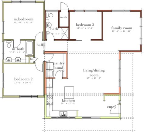 open living house plans small open floor plan kitchen living room small house open