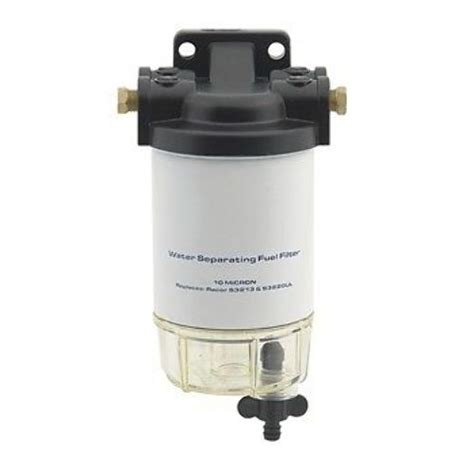 Yamaha Fuel Water Separator Filter by Nib Yamaha Fuel Filter Plastic Bowl Racor Style Water