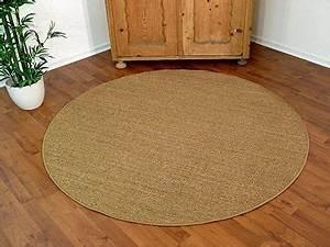 Berber Teppich Rund : bei teppichversand24 g nstige sisal teppiche sisalteppich sisal l ufer und runde sisalteppich ~ Indierocktalk.com Haus und Dekorationen