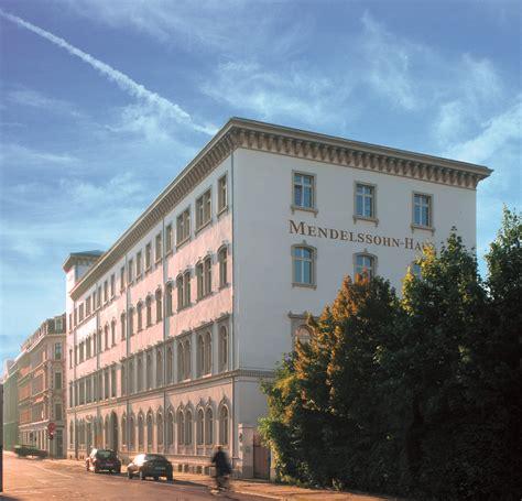 Dan Wood Haus Leipzig by Mendelssohn Haus Leipzig