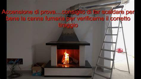 Installazione Canna Fumaria Camino by Montaggio Camino E Canna Fumaria