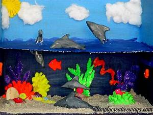 Shoebox Diorama Ideas For Kids Google Search Clay