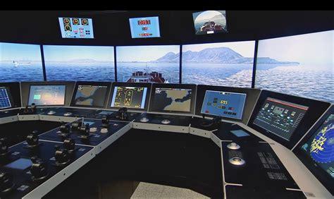 Ship Bridge by Ship S Bridge Simulator K Sim 174 Youtube
