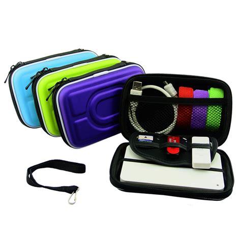 158x100x46mm Storage Cases Colorful Portable Digital