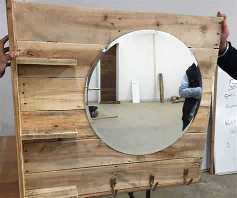 bureau rehausse 50 idées de recyclage de palettes de bois 2tout2rien