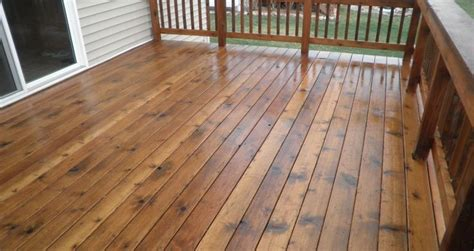 Best Oil Based Semi Transparent Deck Stain