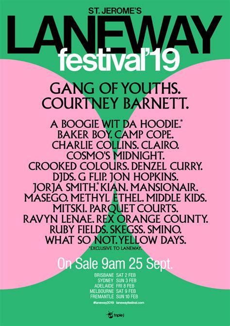 st jerome s laneway festival sydney