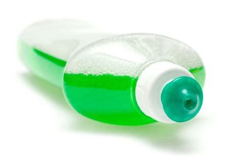 brilliant reason    pour dish soap