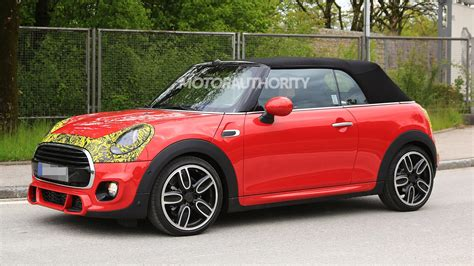 Mini 2019 Facelift by 2019 Mini Convertible