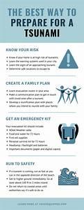 How To Prepare For A Tsunami  A Guide   Checklist
