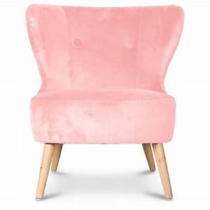 Fauteuil Design Scandinave : fauteuil crapaud design scandinave rose drag e kok n ~ Melissatoandfro.com Idées de Décoration