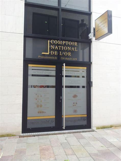 Comptoir De L Or by Franchise Comptoir National De L Or Dans Franchise Bijoux