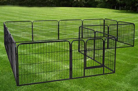 Outdoor Pet Fence Panel