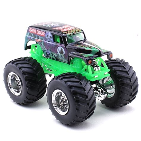 grave digger monster truck toys wheels grave digger die cast truck