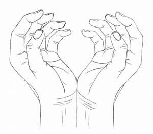 Open Hands by techhead0 on DeviantArt
