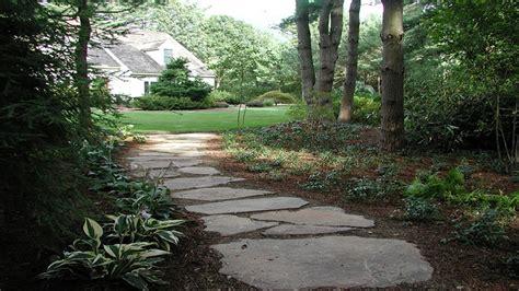 landscape walkways rock driveway walkway  driveway