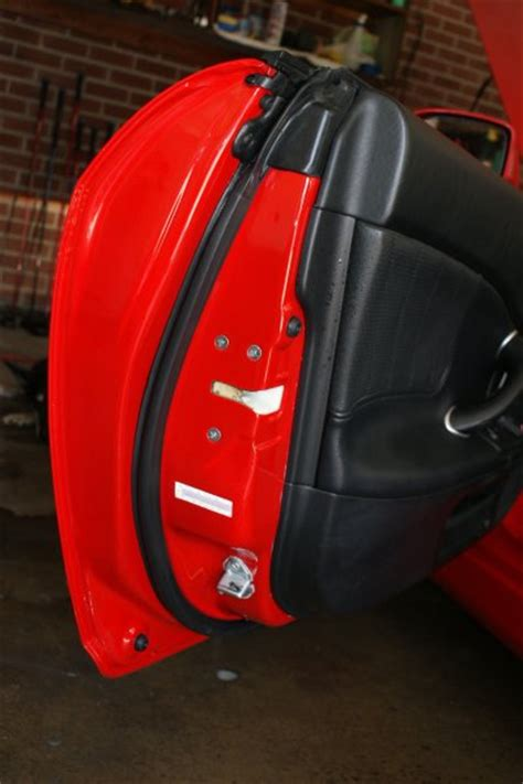 car door jamb cleaning door jambs and other filthy places on an