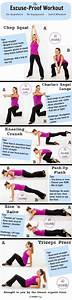 Damn Cool Pictures  Workout Diagrams You Need To Get In Shape