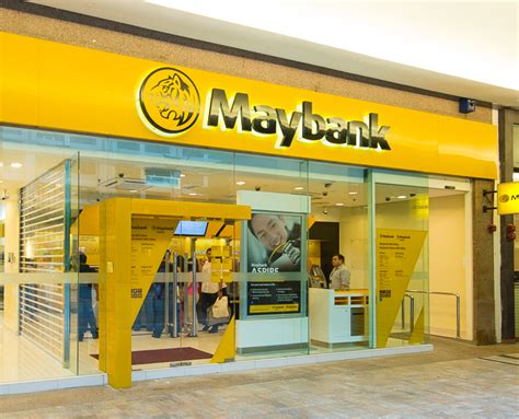 Maybank Offers Free Wifi In 64 Branches Nationwide