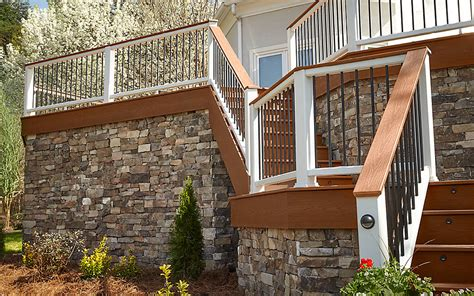 trex select decking dimensions trex 174 fascia boards the finishing touches for any deck