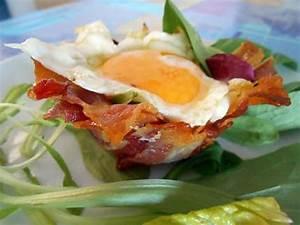 Panier A Oeuf : recette d 39 oeuf au plat dans son panier ~ Teatrodelosmanantiales.com Idées de Décoration