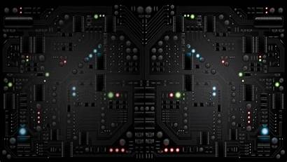 Circuit Board Background Chip Processor Wallpapers Pc