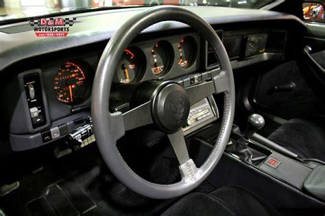 vehicle repair manual 1987 pontiac firebird interior lighting 1987 pontiac firebird trans am stock trans50 for sale near glen ellyn il il pontiac dealer