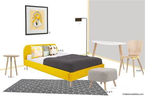 chambre jaune inspiration chambre jaune