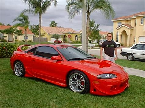 redride  mitsubishi eclipse specs  modification info  cardomain