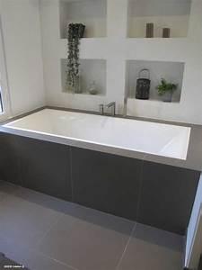 Renovation de salle de bains a nice installation et pose for Salle de bain design avec décoration batman anniversaire