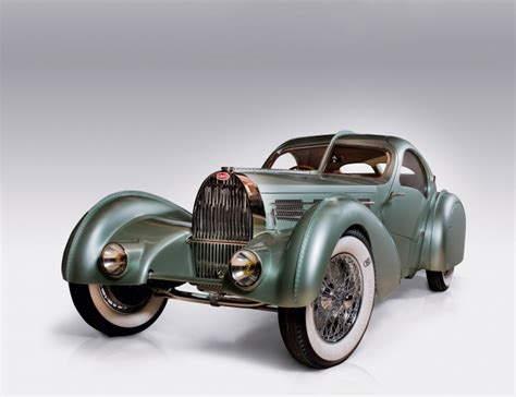 1935 Bugatti Type 57s Comp©tition Coup© Aerolithe Dream Cars Askmen