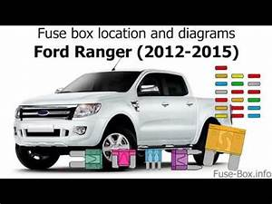 Forenza Fuse Box Diagram For : fuse box location and diagrams ford ranger 2012 2015 ~ A.2002-acura-tl-radio.info Haus und Dekorationen