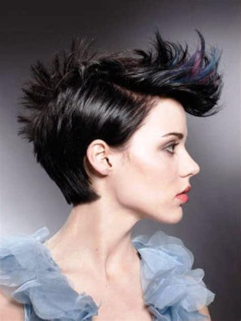 short punk hairstyles  rock  fantasy
