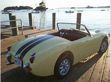 1960 Austin Healey Frogeye Sprite for sale, fully restored