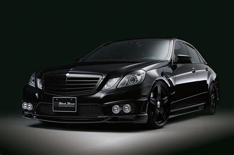 mercedes  class black bison edition  wald top speed