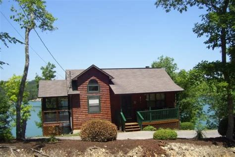 Rentals In Douglas by Lakefront Cabin Rentals Cabin In Douglas Lake Tennessee
