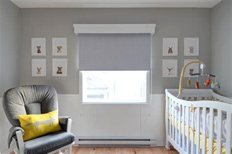chambre bébé 9m2 amnagement chambre bb chambre de bb tout en blanc sobrit