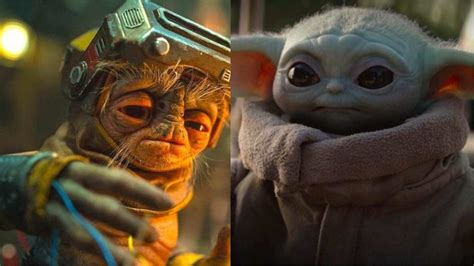 Move Over Baby Yoda Babu Frik Is The New Cutie Of The