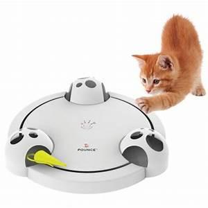 Jouets Pour Chats D Appartement : frolicat pounce jouet d 39 occupation pour chat zooplus ~ Melissatoandfro.com Idées de Décoration