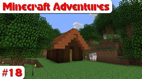 minecraft shed minecraft adventures episode 18 storage shed
