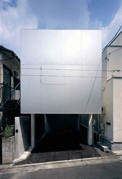 Tall Architecture Gifs Spacespace Buildings Narrow Facade